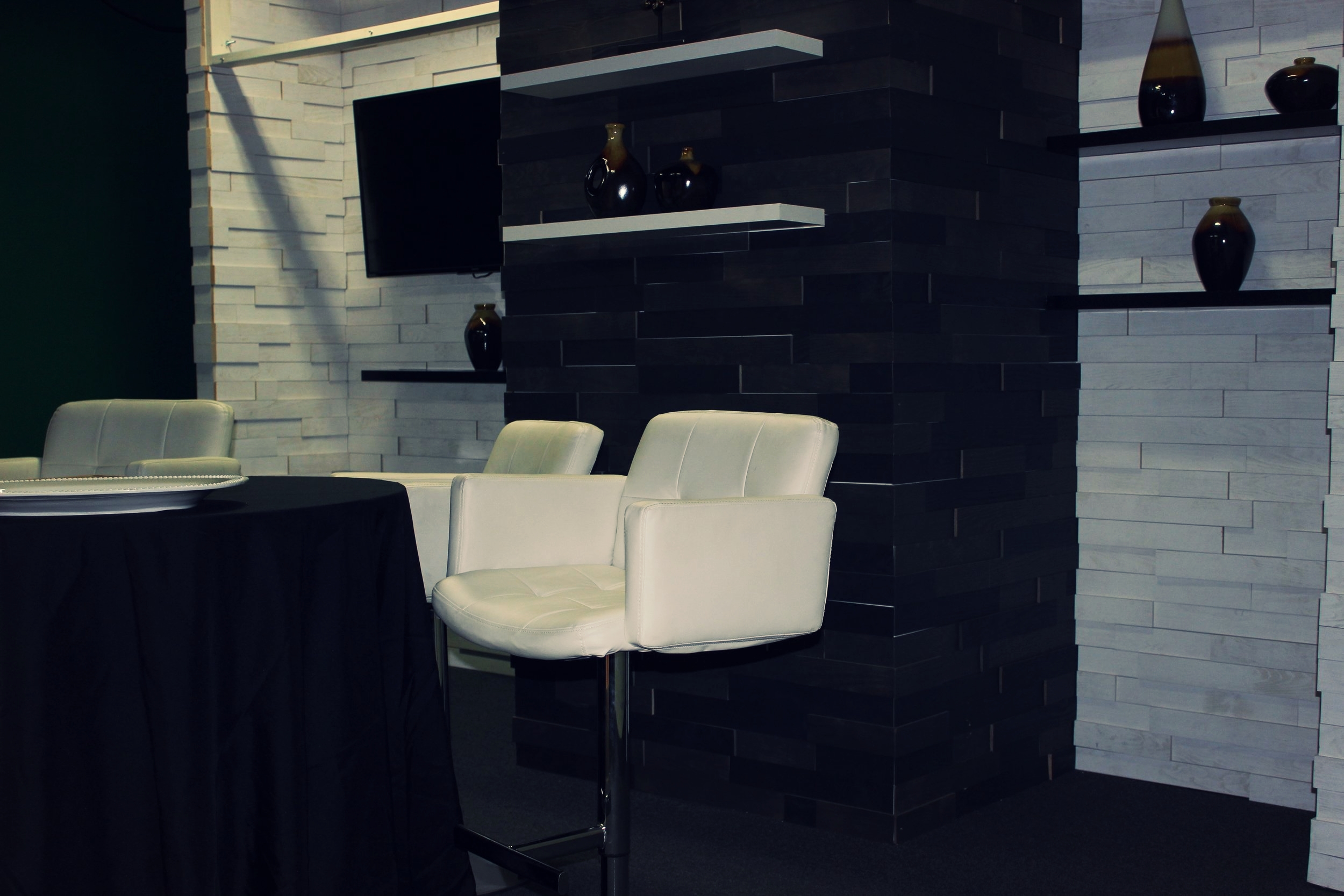 Large video studio