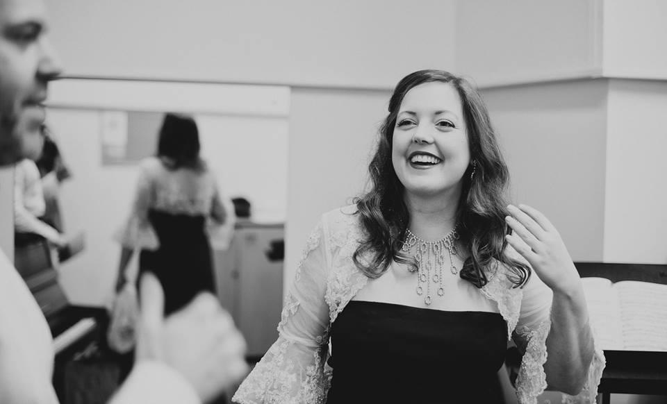 Linnéa Markgren , Choir Director