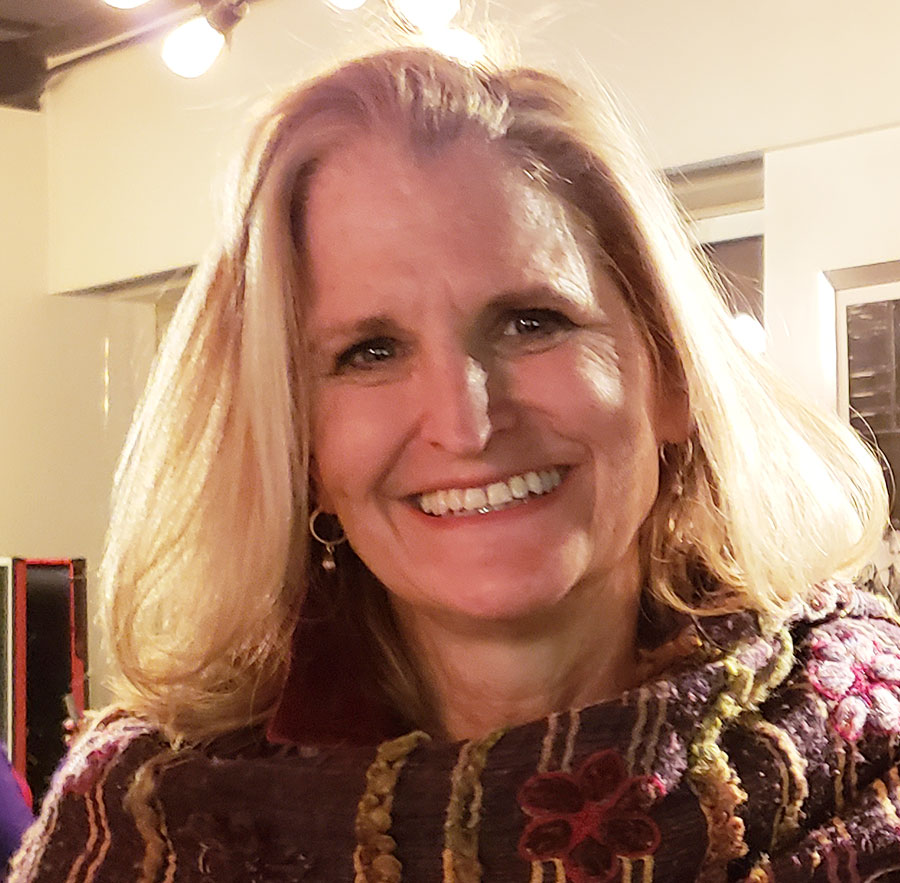 Jeannie Ralston