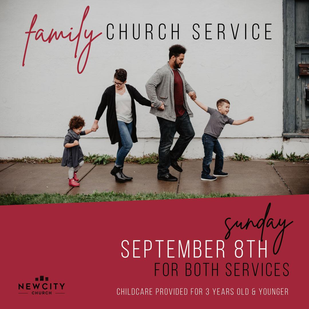 New City Family Church Service