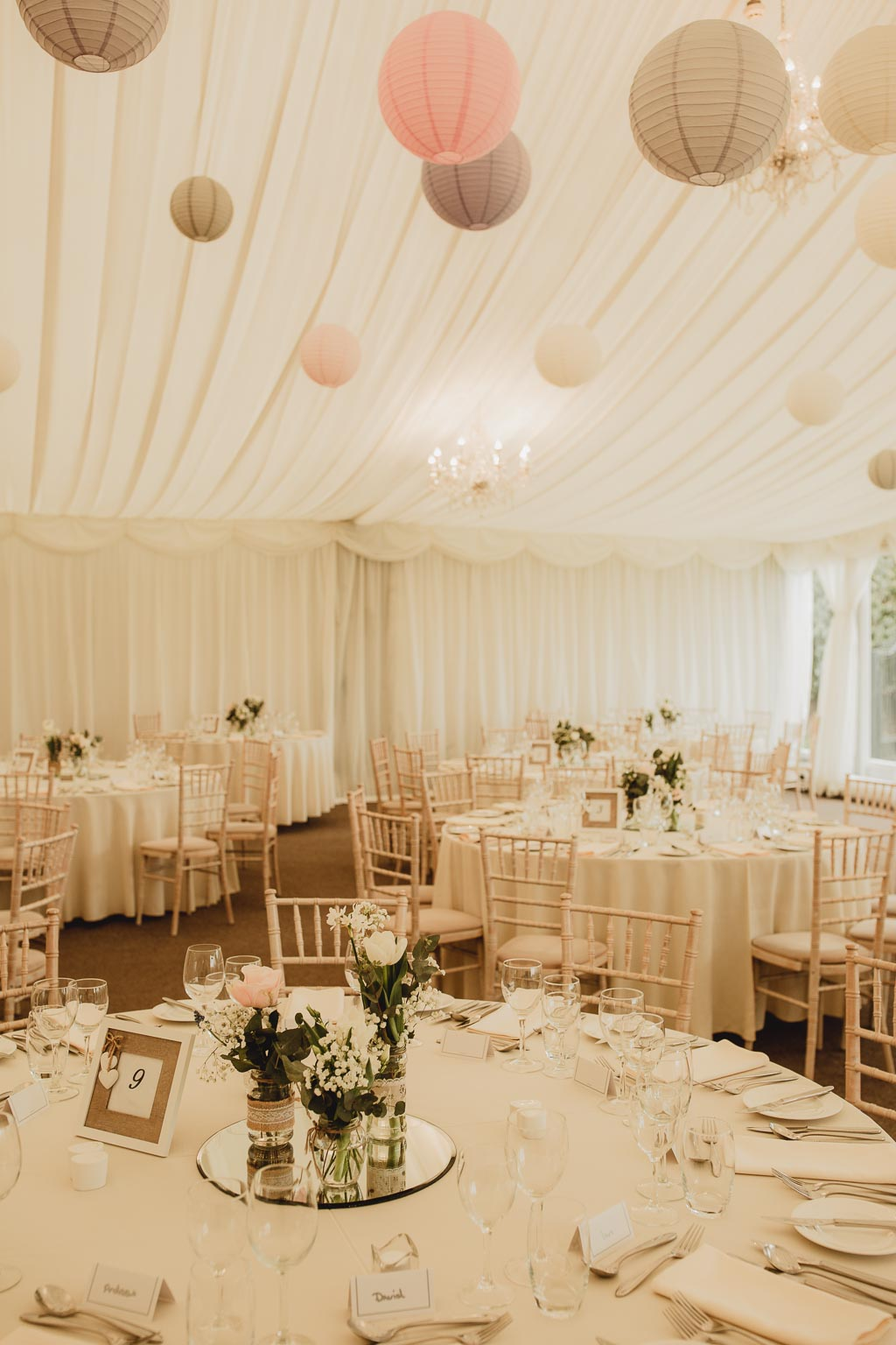 clonabreany house marquee