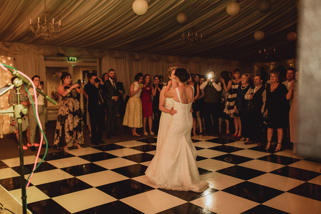 first dance at clonabreany house