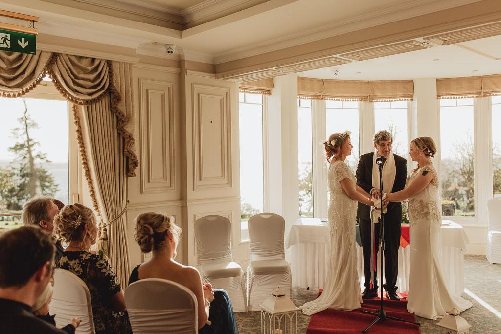 crover house wedding ceremony