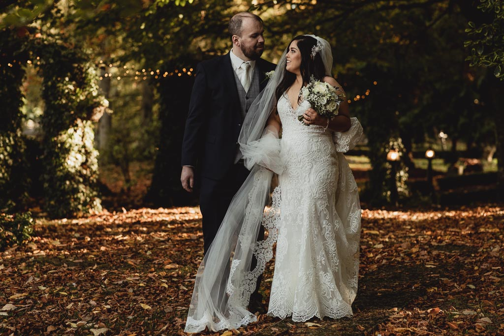 The Station House Hotel wedding