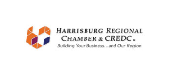 Harrisburg Regional Chamber & CREDC with block logo