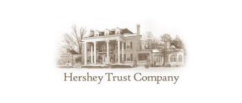 Hershey Trust brown brick logo