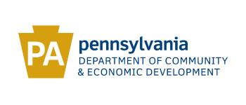 PA Department of Community and Economic Development keystone logo