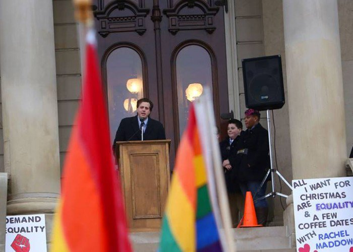 Equality - I am a fighter for equality. From helping to create domestic partner benefitsfor Washtenaw County employees to leading the charge for second parent adoptionin Lansing, I have been a loud and proud supporter of treating every person with dignity and respect.