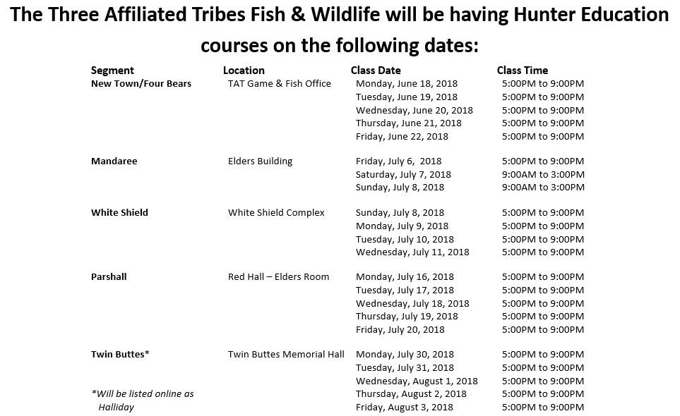 Game & Fish Summer 2018 Hunter Education Classes.jpg