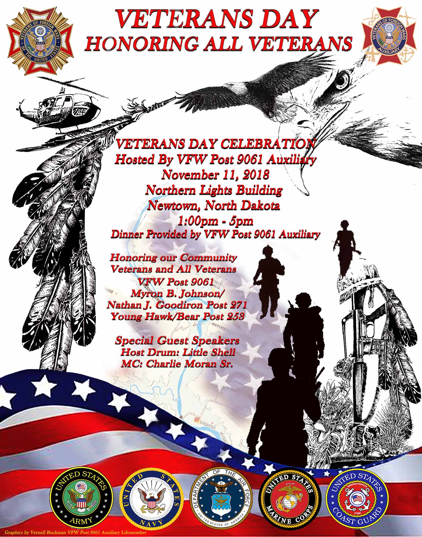 Nov 11 2018 Veterans' Day VFW POST 9061 Auxiliary.jpg