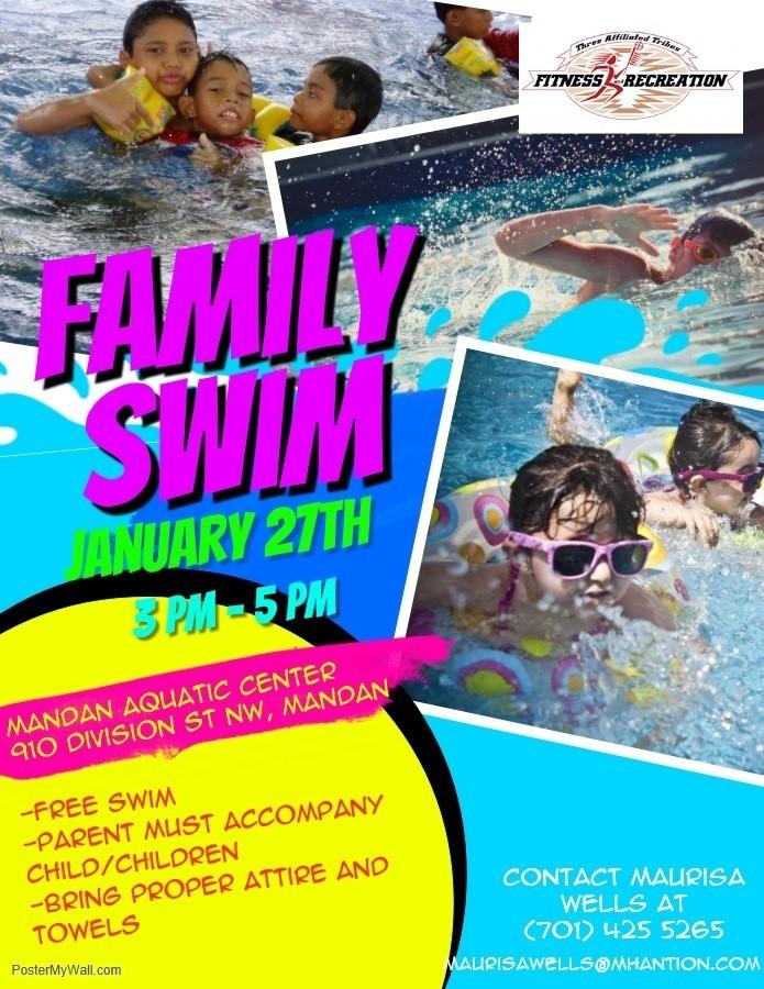 Fitness and Rec Family Swim in Mandan.jpg