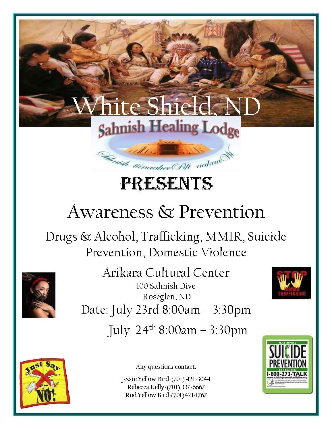 Sahnsih Healing Lodge  Resource Centers - Prevention  Awareness.jpg