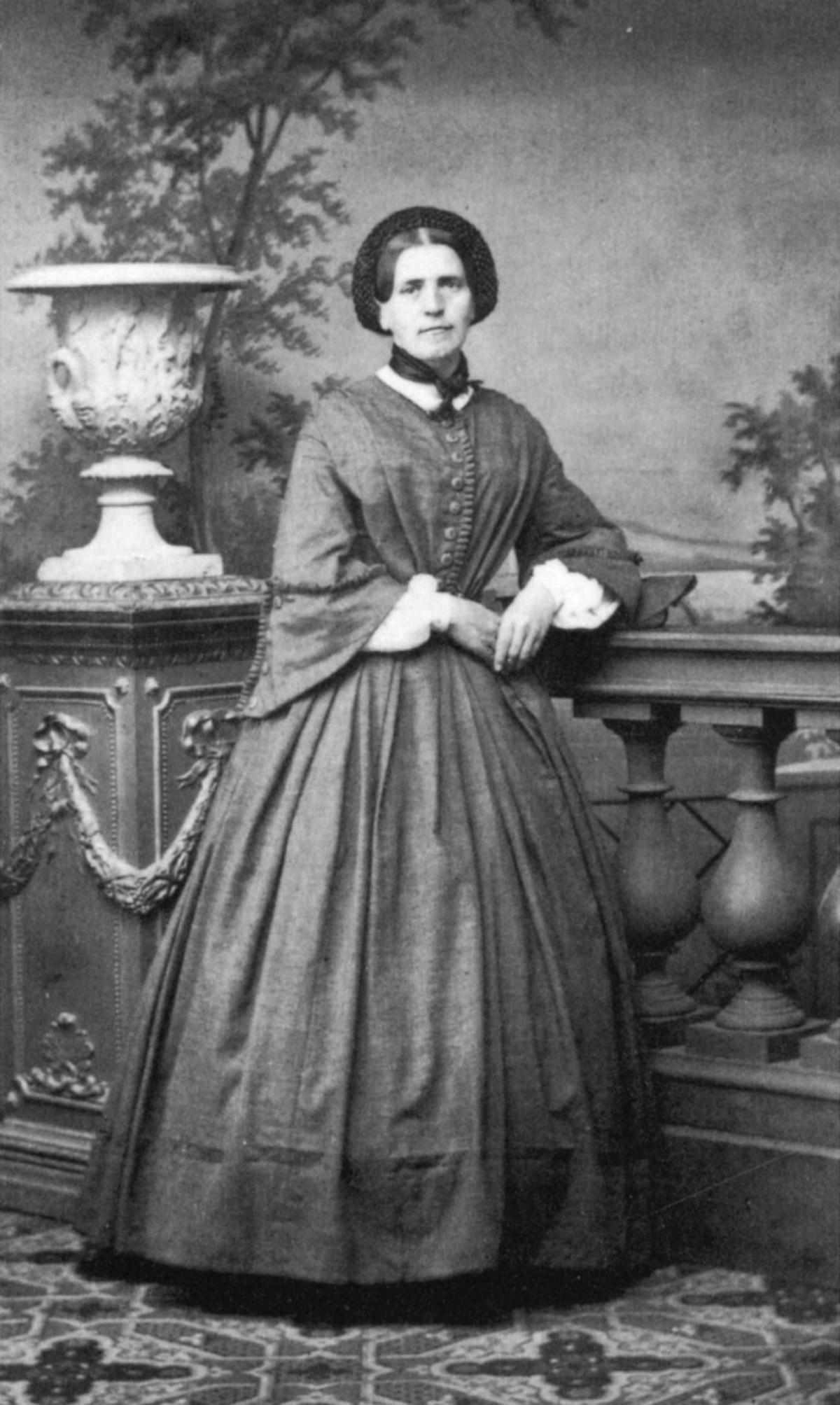 Foto: Johannes Ganz (1821-1886),Quelle: http://www.zeno.org