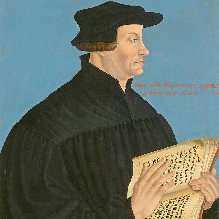 Hans Asper, 1549 Zentralbibliothek Zürich