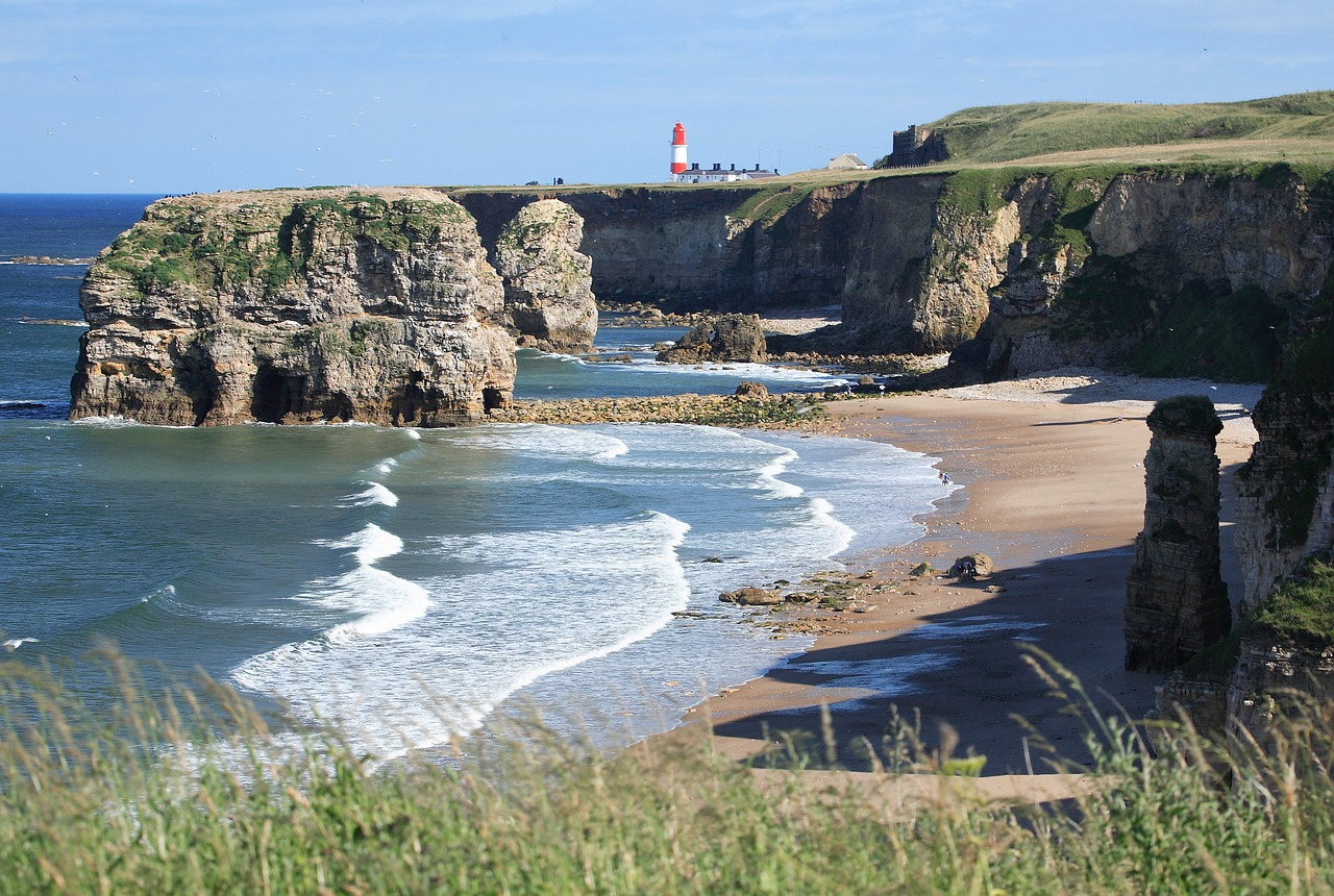 South Shields: Marsden Beach
