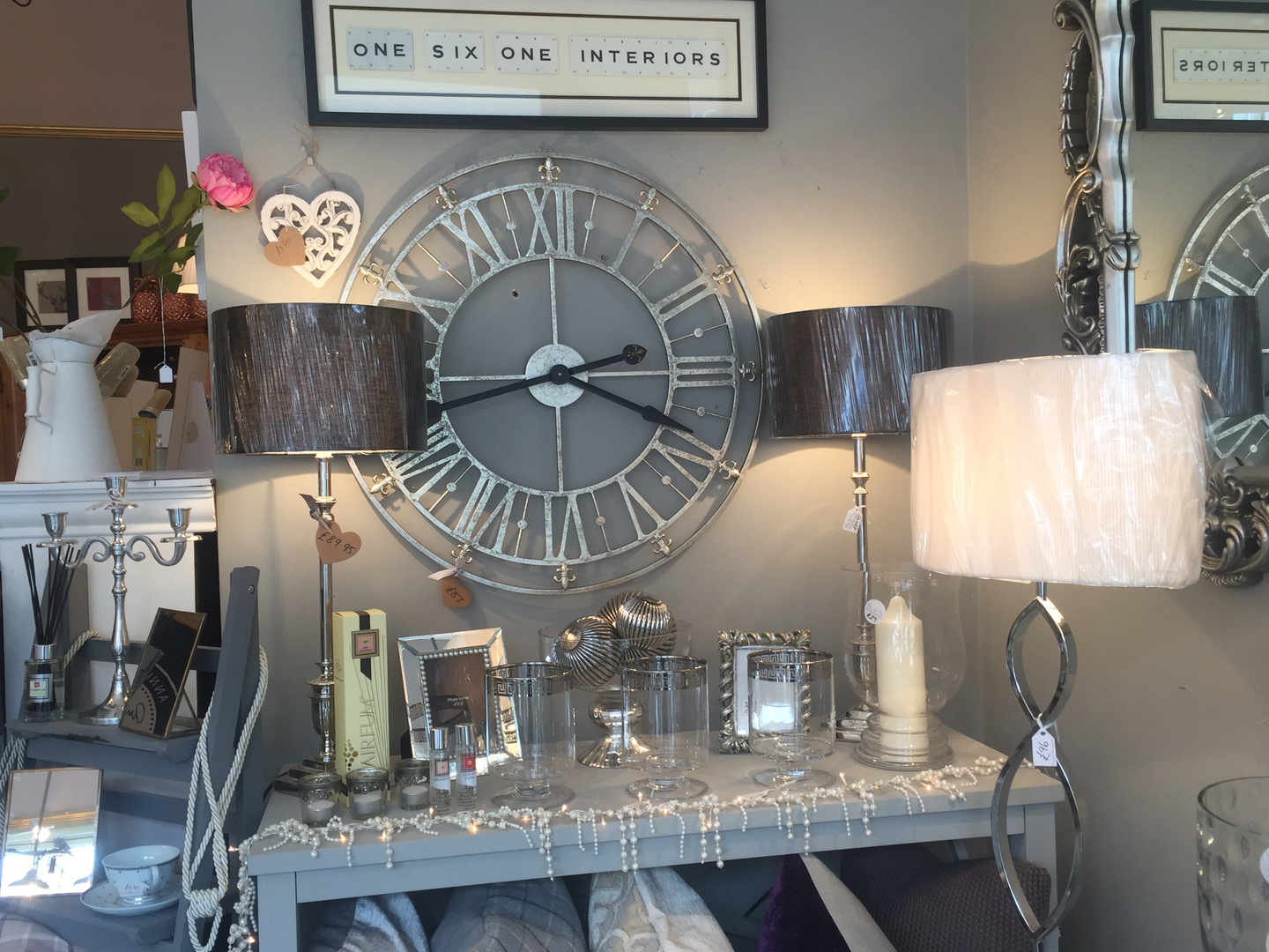 One Six One Interiors on Park View in Whitley Bay