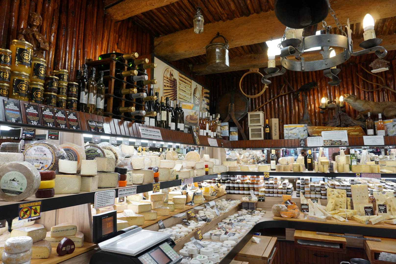 Cheese Heaven at Ceneri…