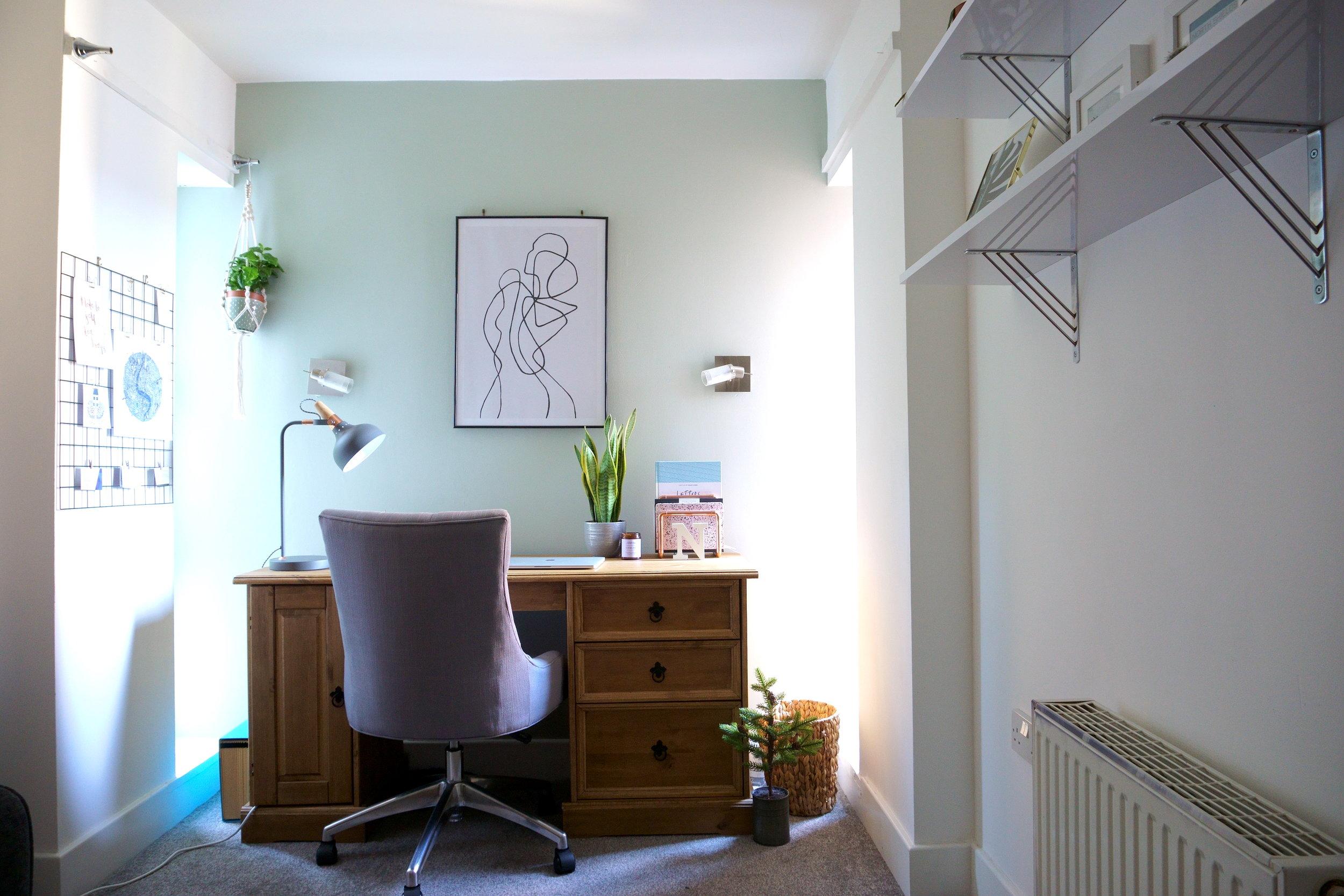 Do I love my home office? I do, I do, I do-oooh!