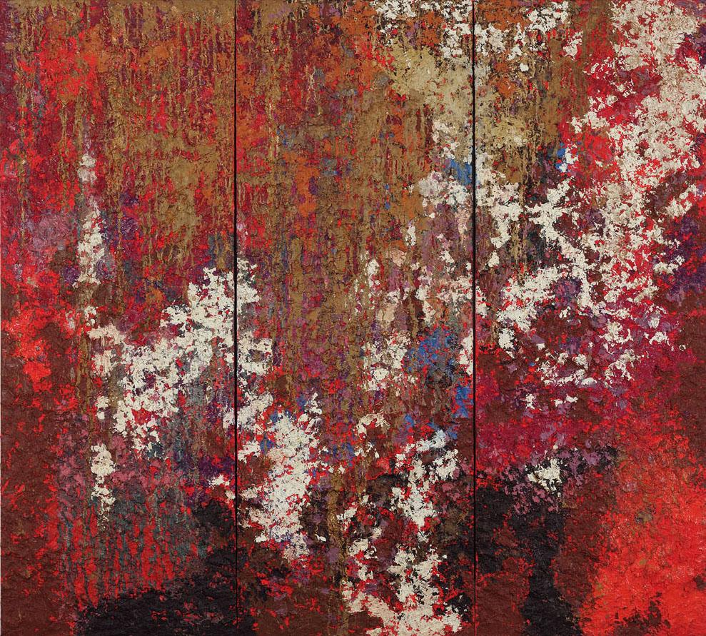 HUSSEIN BAALBAKI-03, say i am you II, 190x210cm,2012.jpg