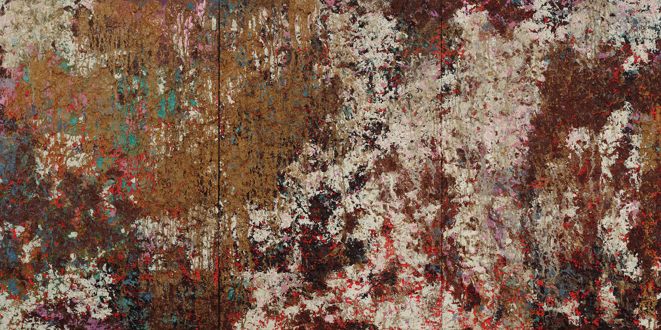 HUSSEIN BAALBAKI-05, One song for winter II, 120x240cm,2012.jpg