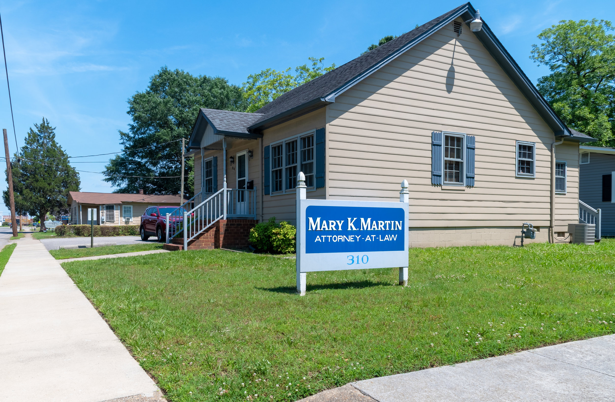 Our Practice - Mary K. Martin Law has been operating in Central Virginia and Hopewell since opening our doors more than 12 years ago.