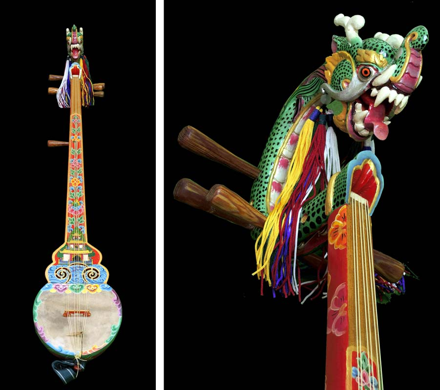 Instruments — Music of Bhutan Research Centre