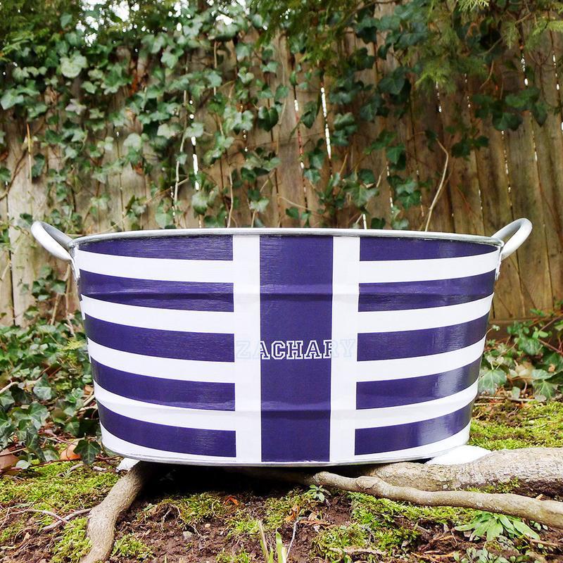 Grande Bin | Stripes