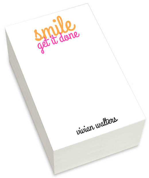 Smile Get It Done