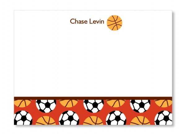 Basketball and Soccer