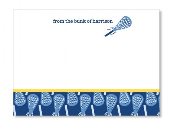 Lacrosse Blue
