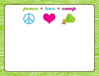 Copy of Peace+Love+Camp