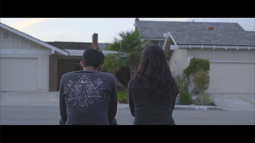 Still from 38 Days, official selection for High School Narrative.