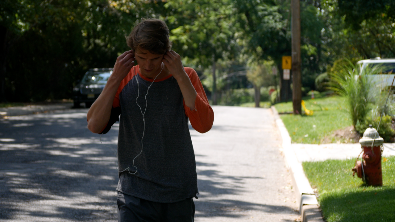 Still from Insomnia, official selection for High School Narrative.