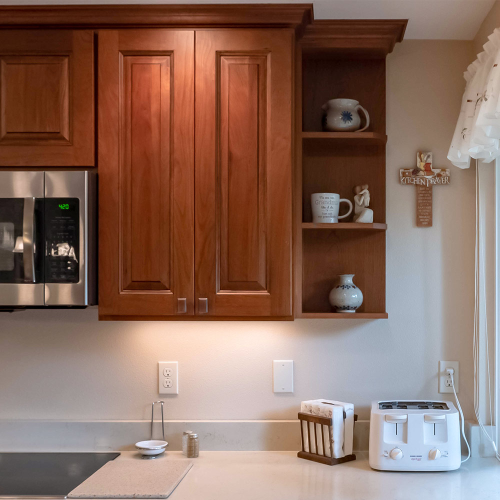 Luxury Cherry Cabinets
