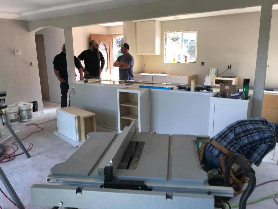 Photo Courtesy of the Coldwell Banker Bain Community Makeover Facebook Page