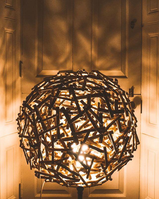 That new chandelier feeling 🕺