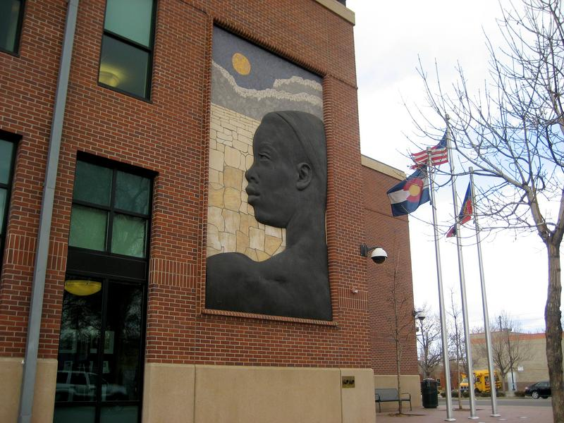 BAS RELIEF, THOMAS JAY WARREN, 2003