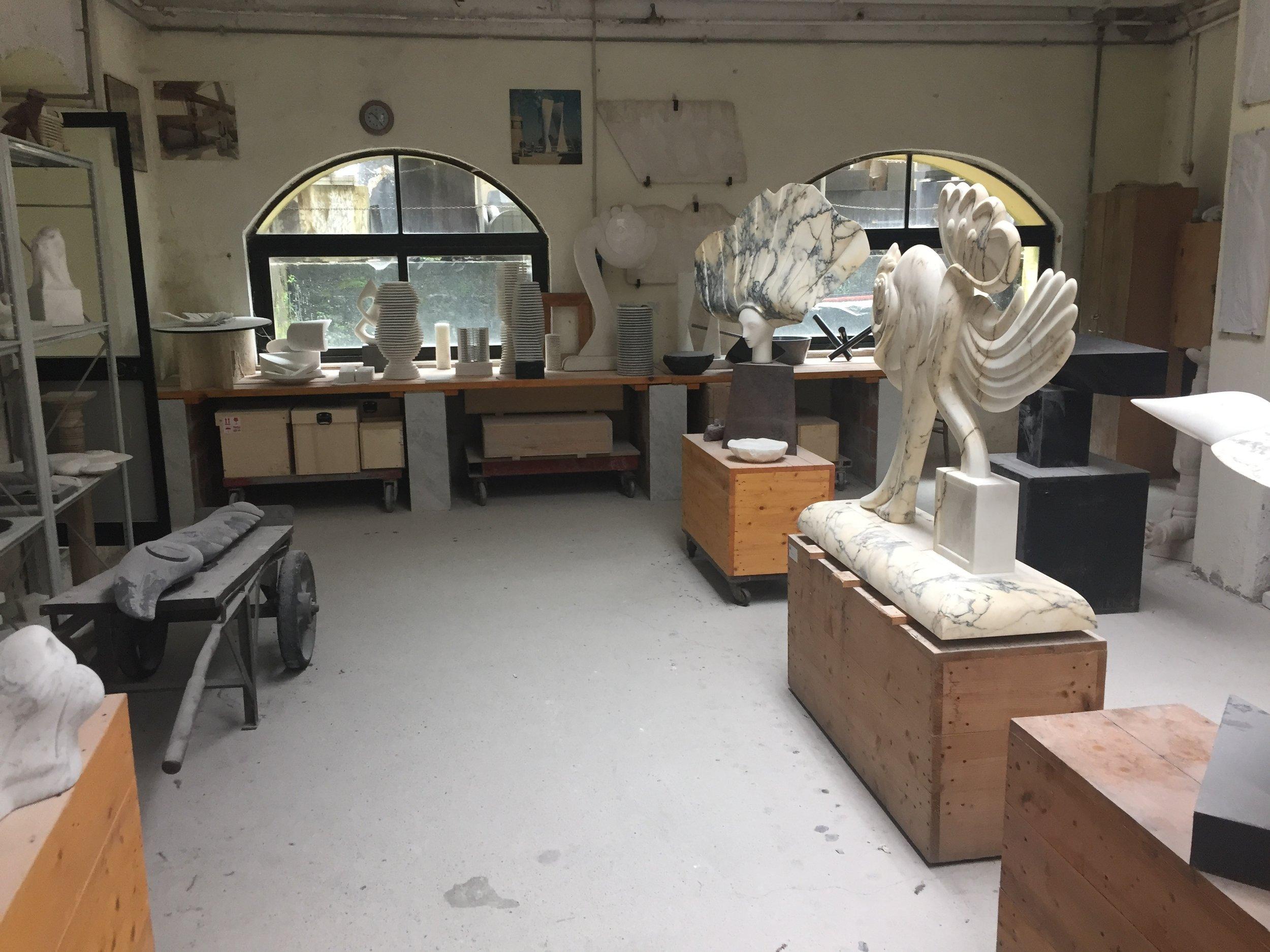 Artist Studio Space