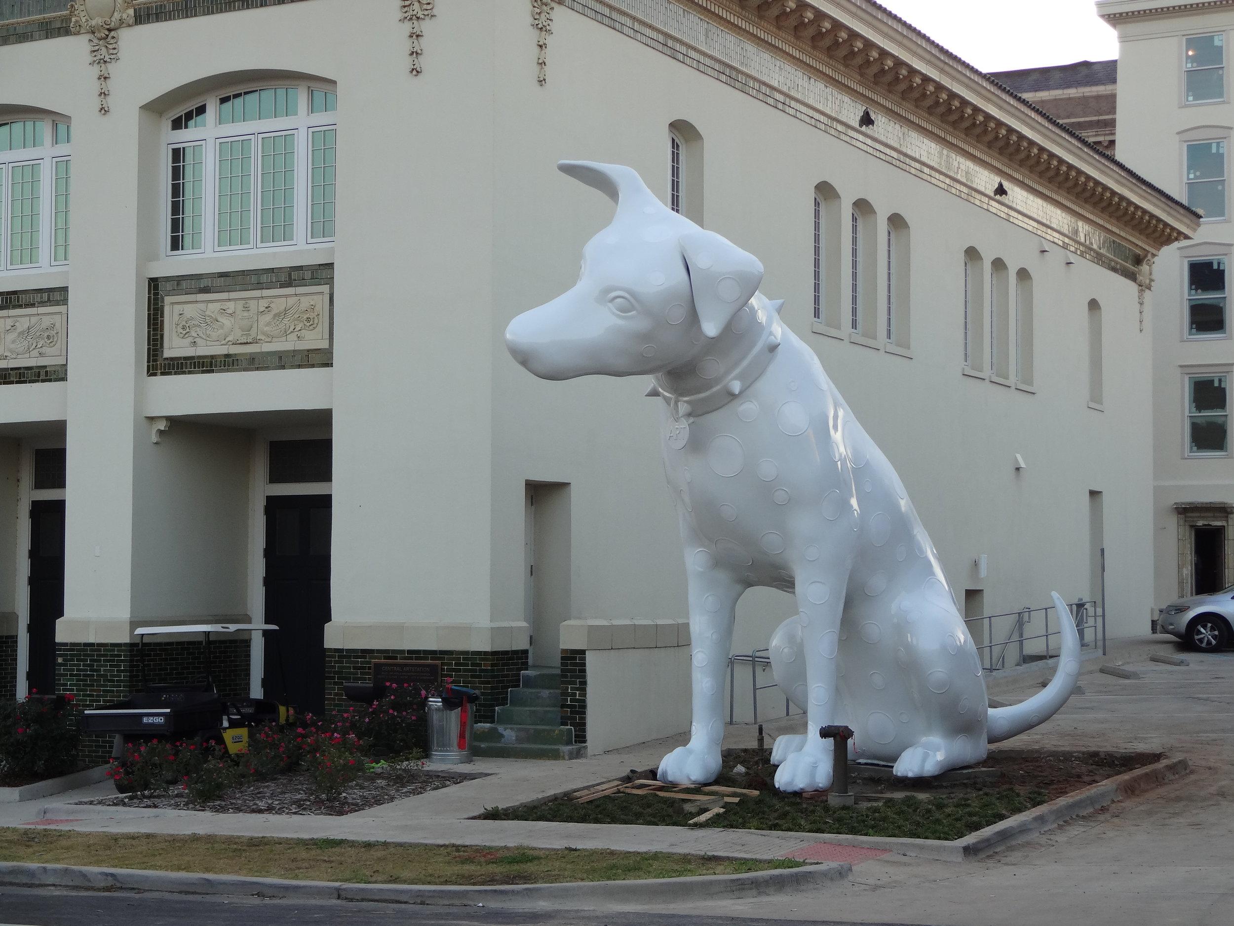 Shreveport_Art the Dalmation_Shreveport Regional Arts Council_Public Art Services_J Grant Projects_5.JPG