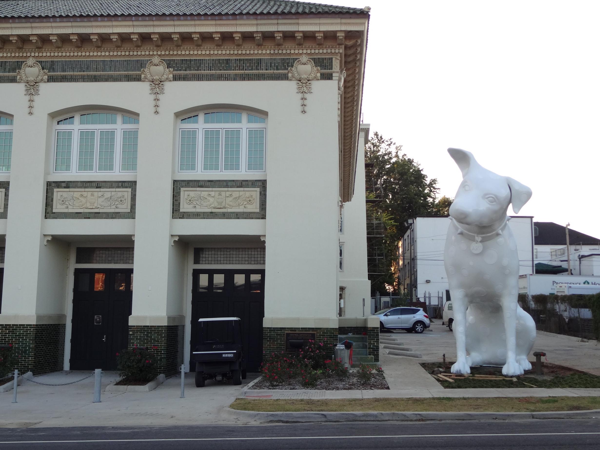 Shreveport_Art the Dalmation_Shreveport Regional Arts Council_Public Art Services_J Grant Projects_6.JPG