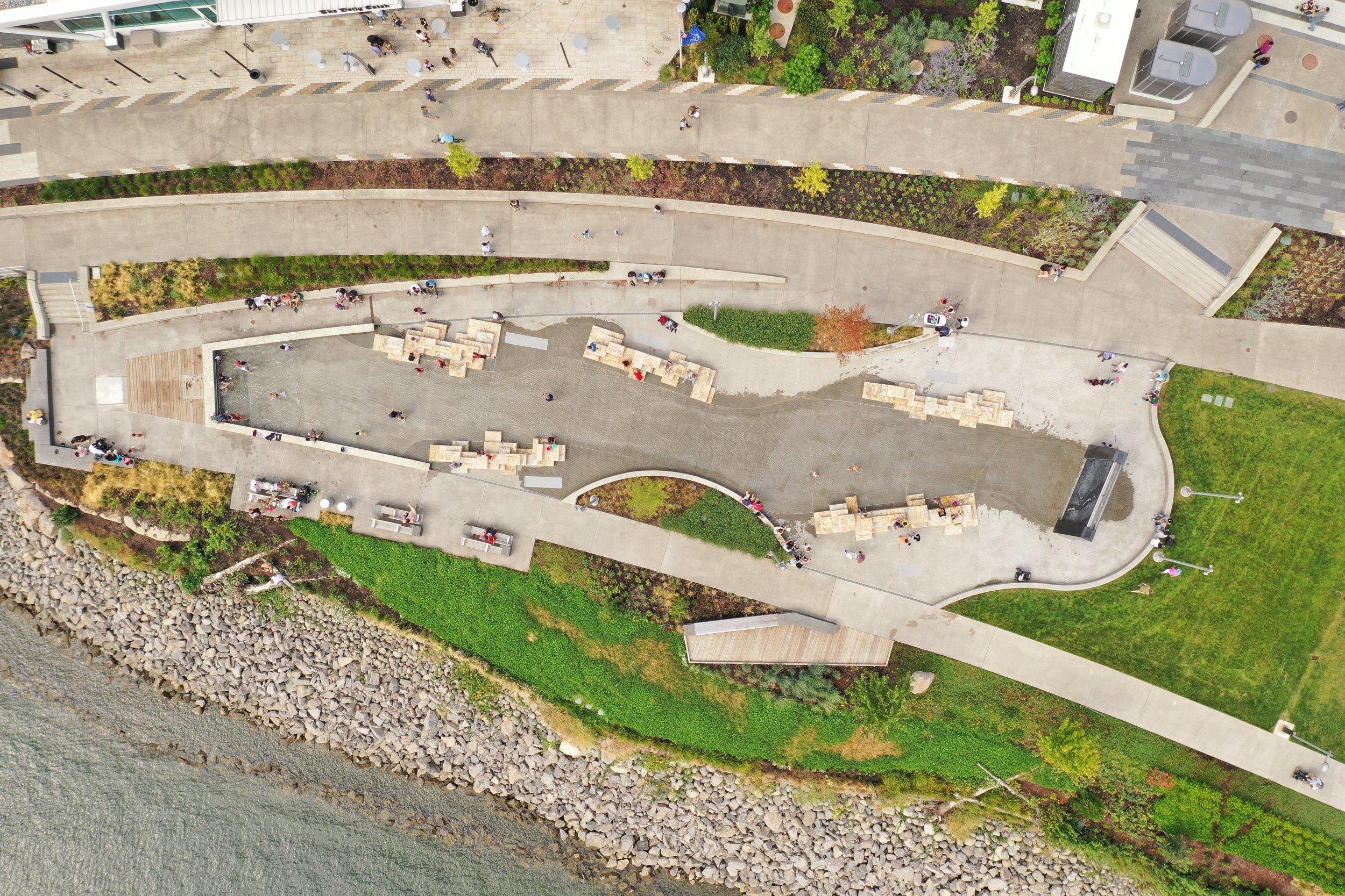 vancouver_waterfront park fountain_larry kirkland_public art services_j grant projects_20.JPG