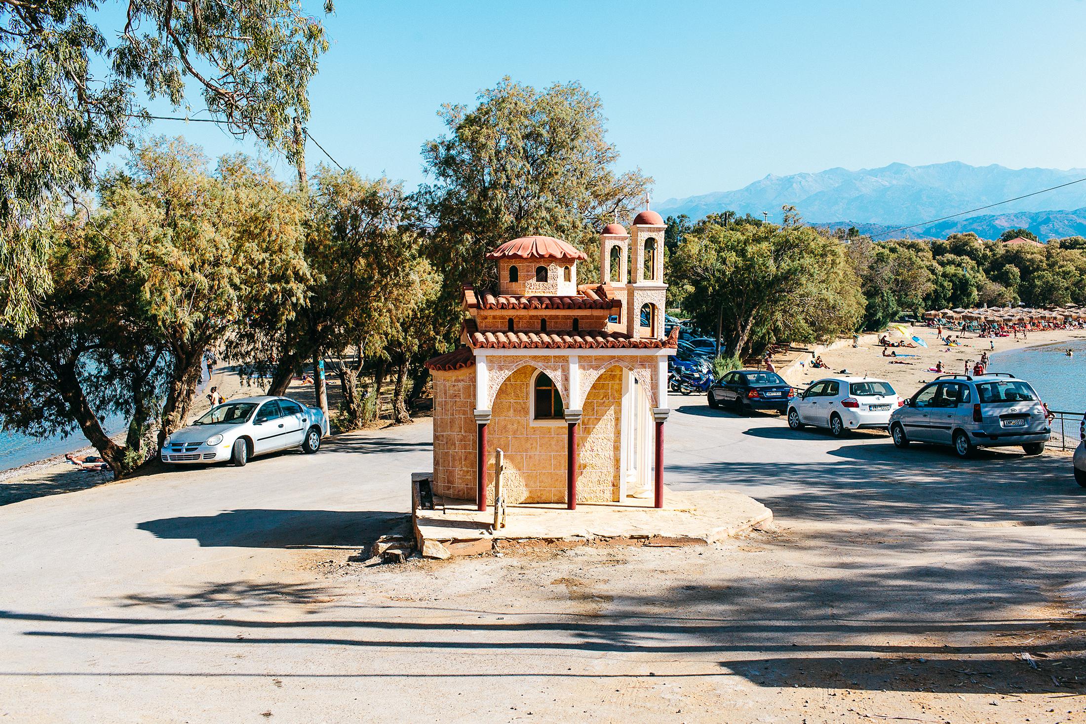 Fotodokumentar: Greske kapeller