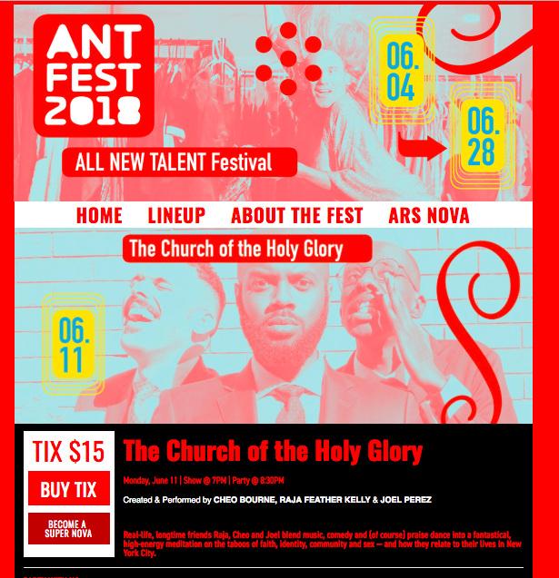 ANT FEST 2018