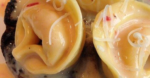 Prosciutto and Grana Padano Tortellini