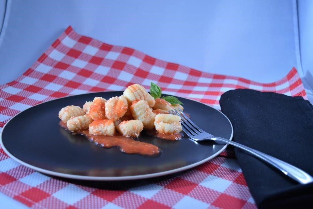 Garlic Parsley Gnocchi