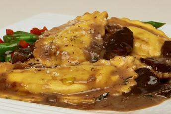 Braised Short Rib Ravioli
