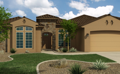 Living Space  2668 Sq. Ft.