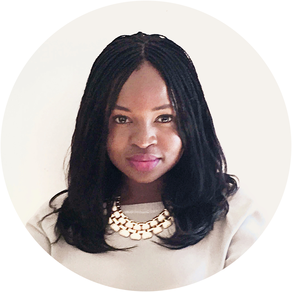 Jumoke Balogun    Head of Program & Director of Operations
