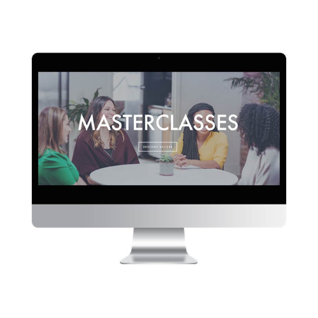 Red Table Talk Meets Women In Project Management - Our Members Enjoy the Masterclass Series - A Seat At The Table. A 6-Part Series where we discuss how to transition careers, how to negotiate, work/life balance and so much more.