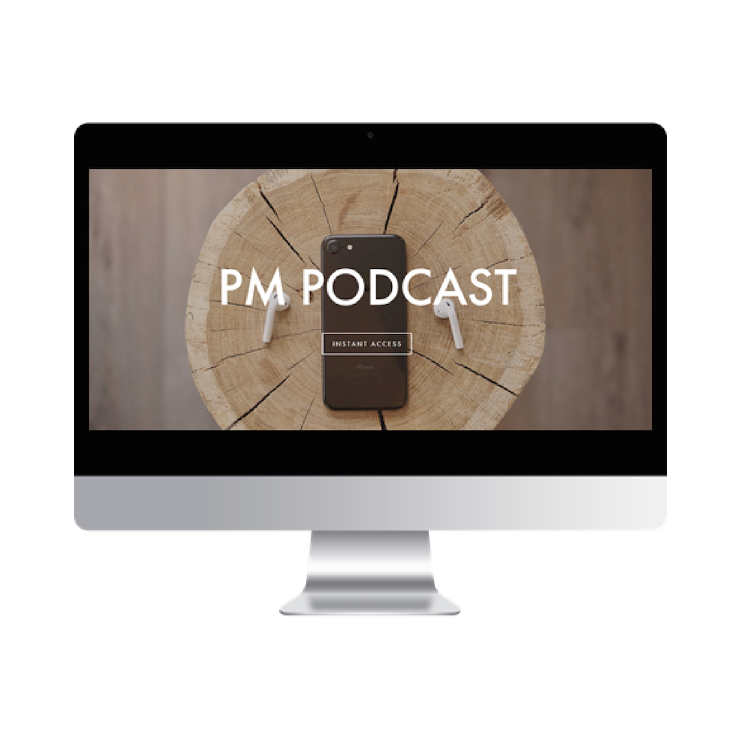 PM Podcast - Download some of our favorite Podcast & Apps to support you on your Project Management journey. Many hosted by Members of Women of Project Management!